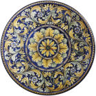 Buy Maxwell & Williams Ceramica Salerno Dinner Plate Piazza at Louis Potts
