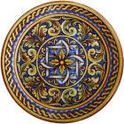 Buy Maxwell & Williams Ceramica Salerno Round Platter Duomo at Louis Potts