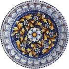 Buy Maxwell & Williams Ceramica Salerno Round Platter Medici at Louis Potts
