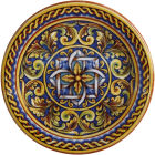 Buy Maxwell & Williams Ceramica Salerno Side Plate Duomo at Louis Potts
