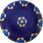 Buy Maxwell & Williams Majolica Dinner Plate 26.5cm Ink Blue at Louis Potts