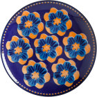 Buy Maxwell & Williams Majolica Side Plate 20cm Ink Blue at Louis Potts