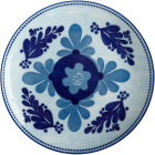 Buy Maxwell & Williams Majolica Side Plate 20cm Sky Blue at Louis Potts