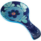 Buy Maxwell & Williams Majolica Spoon Rest Ink Blue at Louis Potts