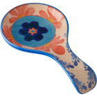 Buy Maxwell & Williams Majolica Spoon Rest Peach at Louis Potts