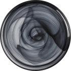 Buy Maxwell & Williams Marblesque Medium Platter 34cm Black at Louis Potts