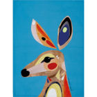 Buy Maxwell & Williams Pete Cromer Tea Towel Kangaroo at Louis Potts