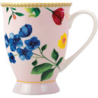 Buy Maxwell & Williams Teas & Cs Contessa Footed Mug Rose at Louis Potts