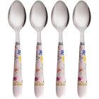 Buy Maxwell & Williams Teas & Cs Contessa Teaspoon Set of 4 Rose at Louis Potts