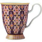 Buy Maxwell & Williams Teas & Cs Kasbah Footed Mug Rose at Louis Potts