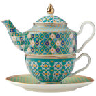 Buy Maxwell & Williams Teas & Cs Kasbah Tea For One Set & Infuser Mint at Louis Potts