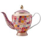 Buy Maxwell & Williams Teas & Cs Kasbah Teapot & Infuser Large Rose at Louis Potts