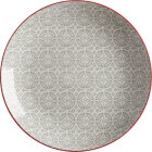 Buy Maxwell & Williams Boho Dinner Plate 27cm Batik Grey at Louis Potts