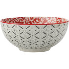 Buy Maxwell & Williams Boho Noodle Bowl 18cm Damask Red at Louis Potts