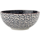 Buy Maxwell & Williams Boho Noodle Bowl 18cm Shibori Navy at Louis Potts