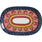 Buy Maxwell & Williams Boho Oblong Serving Platter 40cm at Louis Potts