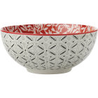 Buy Maxwell & Williams Boho Rice Bowl 12.5cm Damask Red at Louis Potts
