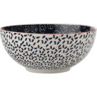 Buy Maxwell & Williams Boho Rice Bowl 12.5cm Shibori Navy at Louis Potts