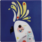 Buy Maxwell & Williams Pete Cromer Coaster Cockatoo at Louis Potts