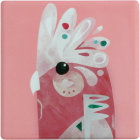 Buy Maxwell & Williams Pete Cromer Coaster Galah at Louis Potts
