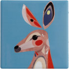 Buy Maxwell & Williams Pete Cromer Coaster Kangaroo at Louis Potts