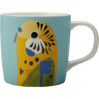 Buy Maxwell & Williams Pete Cromer Mug Budgerigar at Louis Potts