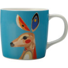 Buy Maxwell & Williams Pete Cromer Mug Kangaroo at Louis Potts
