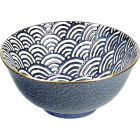 Buy Mikasa Satori Rice Bowl 16cm Indigo Blue at Louis Potts