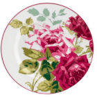 Buy Nina Campbell Rosa Alba Tea Plate 22cm at Louis Potts