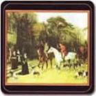 Buy Pimpernel Animals Tally Ho Coasters Set of 6 at Louis Potts