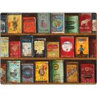 Buy Pimpernel Food and Drink Vintage Tins Placemats Set of 6 at Louis Potts