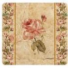 Buy Pimpernel Fruits and Floral Antique Rose Linen Coasters Set of 6 at Louis Potts