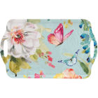 Buy Pimpernel Fruits and Floral Colourful Breeze Melamine Large Tray at Louis Potts
