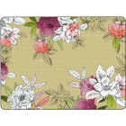 Buy Pimpernel Fruits and Floral Floral Sketch Large Placemats Set of 4 at Louis Potts