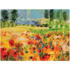 Buy Pimpernel Fruits and Floral Impressionist Flowers Placemats Set of 6 at Louis Potts