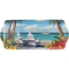 Buy Pimpernel Scenic and Decorative In The Sunshine Melamine Sandwich Tray at Louis Potts