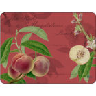 Buy Pimpernel Fruits and Floral RHS Hookers Fruits Red Placemats Set of 6 at Louis Potts