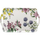 Buy Pimpernel Fruits and Floral Stafford Blooms Melamine Large Tray at Louis Potts