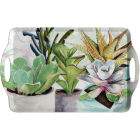 Buy Pimpernel Fruits and Floral Succulents Melamine Large Tray at Louis Potts