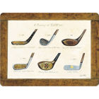 Buy Pimpernel Scenic and Decorative A History Of Golf Placemats Set of 4 at Louis Potts