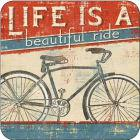 Buy Pimpernel Scenic and Decorative Beautiful Ride Coasters Set of 6 at Louis Potts