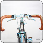Buy Pimpernel Scenic and Decorative Bicycle Coasters Set of 6 at Louis Potts