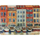 Buy Pimpernel Scenic and Decorative Boat Scene Placemats Set of 4 at Louis Potts