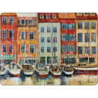 Buy Pimpernel Scenic and Decorative Boat Scene Placemats Set of 6 at Louis Potts