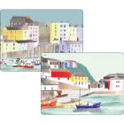 Buy Pimpernel Scenic and Decorative Harbour Placemats Set of 4 at Louis Potts