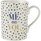Buy Pimpernel Scenic and Decorative Me & You Mug at Louis Potts