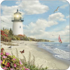 Buy Pimpernel Scenic and Decorative Rays Of Hope Coasters Set of 6 at Louis Potts