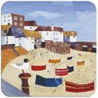 Buy Pimpernel Scenic and Decorative St. Ives Windbreak Coasters Set of 6 at Louis Potts