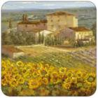 Buy Pimpernel Scenic and Decorative Tuscany Coasters Set of 6 at Louis Potts