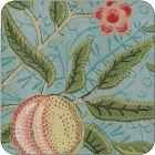 Pimpernel William Morris Fruit Blue Coasters Set of 6